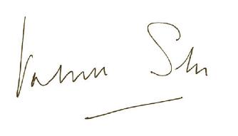 Valery Solti Signature